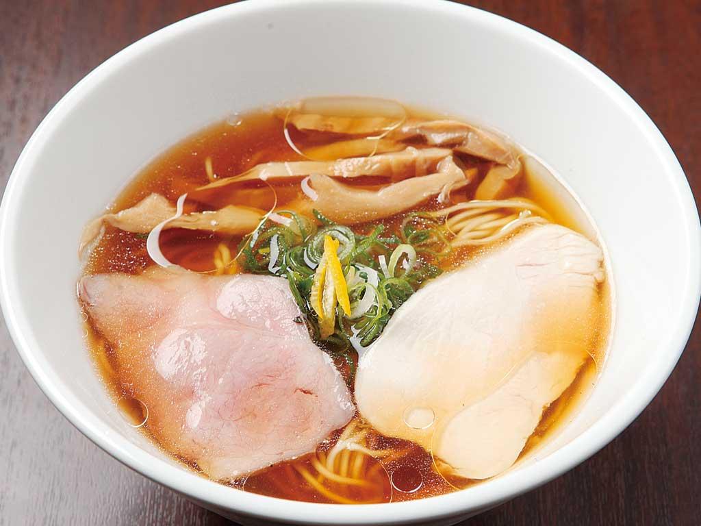 お土産麺 中華蕎麦 2人前 1500円